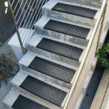 自己接着屋外の反非スリップのスキッドのゴム製ステップ踏面階段敷物