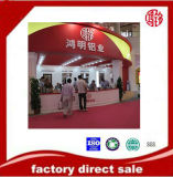 Perfil de aluminio de la Alto-Calidad-de-Electroforesis del fabricante cuadrado del tubo en China