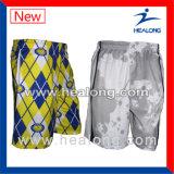 Healong Spitzenverkaufs-Sportkleidung-Digital-Sublimationlacrosse-Kurzschlüsse