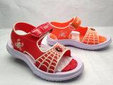 2015 de Nieuwe Toevallige Jonge geitjes Sandals van het Comfort PU/EVA (21IV1613)