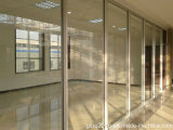 Partition di vetro Walls/Glass Wall per Hotel, Restaurant, sala d'esposizione, Shopping Mall