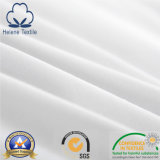 Hotel del 100% Cotton/CVC/hospital/tela casera del satén del lecho