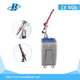 Schmerzloses Tätowierung-Abbau Q-Schalter Nd YAG Gerät Laser-Bequty