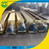 Trasportatore usato flessibile della coclea di vite dell'acciaio inossidabile
