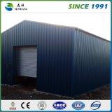 Construcción de acero de la casa de la luz prefabricada del metal