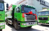 Camión del volquete de JAC 6X4/carro de descarga
