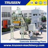 フルオートマチックの移動式具体的な混合の工場建設装置