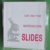 Glissières de microscope Brides au sol ou non broyées 7101/7102