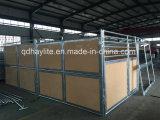 El panel galvanizado sumergido caliente de la parada del caballo con la hoja de bambú