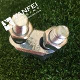 Clip de câble métallique de l'acier inoxydable 316