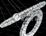 2013 de alta potência canadense cristal LED lustre OM88013