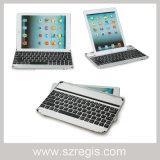Ультратонкая клавиатура Bluetooth алюминиевого сплава беспроволочная для iPad