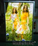 Advertizing를 위한 알루미늄 Snap Frame Light Box
