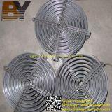La protection du ventilateur / capot du ventilateur d'échappement / ventilateur en acier inoxydable Grill
