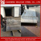 Placa de aço da placa de baixo carbono da placa de 20 # Q235B Material