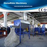 300 kg/h máquina de reciclagem de garrafas de HDPE