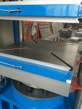 Única máquina de formação de espuma hidráulica das sapatas/imprensa de borracha das solas