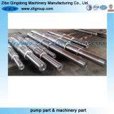 Forjando eixo longo usado para mineração e indústria química