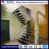 De lage Kolommen die van de Structuur van het Staal van de Laag Prefab met Ontwerp Shunda bouwen