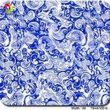Tsautop 1m Tsha13-3 Flower Pattern Hydrographic Film Water Transfer Printing Film