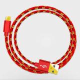 Umsponnener USB-Nylontyp c-Kabel 3.0 für für Schalter-Samsung-Galaxie S8 Google Pixel Fahrwerk-G6 V20 G5 Nintendo plus