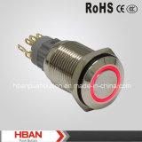 Hban 16mm Push Button Switch
