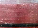 Panneau rouge de mousse de PVC