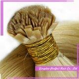 工場卸し売りケラチンの毛(I/V/U/Flatの先端)の人間の毛髪