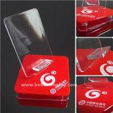 Support de téléphone portable acrylique Cutom avec logo Btr-C4041