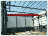 Luz e aço estrutural forte Buliding