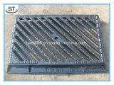 熱い販売の延性がある金属は32 x 5mmのマンホールカバーに電流を通した
