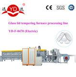 Hersteller-Zubehör-hohe leistungsfähige Glaskappe, die Maschine herstellt