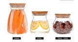 Hoher Borosiliacte Glasglas-Nahrungsmittelbehälter für Küchenbedarf