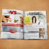 Impression de brochures de livret explicatif de catalogue d'outils de spécialités