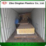 panneau matériel de mousse de PVC de PVC de 8mm