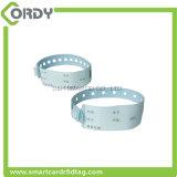 病院のための高温習慣PVCスマートなRFIDリスト・ストラップ