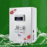 組み込みタンクおよび熱いまたは氷水ディスペンサーが付いているRO水清浄器