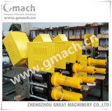 Plastikstrangpresßling-Maschine Ploymer Schmelzfiltration-System - kontinuierlicher Bildschirm-Wechsler