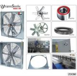 Sanhe Djf (b) -1series travando Exaustor/vaca House Ventoinha com certificação CE