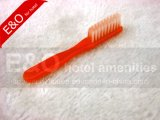 Cepillo de dientes corto barato de la manija PE para la prisión