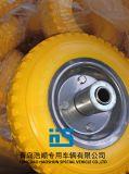 Rotella 2.50-4 dell'unità di elaborazione del carrello del camion di mano della carriola di Carretilla Neumatico della rotella della macchina per colata continua