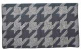 Bufanda de las lanas del 100% con el tinte del hilado