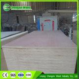 Chapas de madera de pino para muebles, teca de chapa de madera contrachapada / MDF para muebles