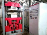 Doppelte Farben-Plastikblumen-Potenziometer, der Maschine herstellt