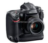 cámara digital D4 de 16,2 MP Digital SLR con lente (D4).