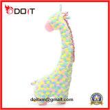 Do brinquedo colorido do luxuoso do Giraffe do luxuoso animal enchido