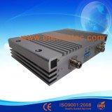 répéteur de la servocommande WCDMA de signal de 20dBm 70db 2100MHz 3G