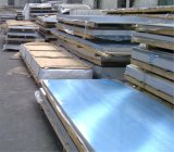 Plaque d'alliage d'aluminium 5083-O avec film bleu