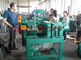 Pneu réutilisant la machine pour faire la poudre en caoutchouc
