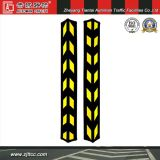 Industrial riflettente Rubber Wall Corner Safety Guard per Parking Lots (CC-C03)